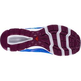 Salomon W's Crossamphibian Shoes Azurin Blue/Cb/Mystic Purple